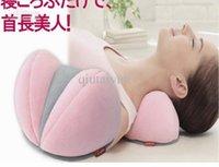 Wholesale Us neck pillow neck pillow beauty pillow cervical health care pillow WY18