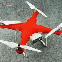 rc uav - OEM silicone protector for RC plane copter multicopter multirotor UAV gimbal UAV drone phantom case F023