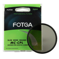 Wholesale FOTGA mm PRO1 D Super Slim Multi Coated MC CPL Circular Polarizing Lens Filter for Camera Filter