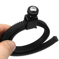 Wholesale New Adjustable Flexible Lens Gear Ring Belt Follow Focus for DSLR Camera Newest