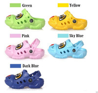 best summer shoes for kids - 2016 Best Selling Slippers New Fashion Cartoon Baby Children Sandals Slippers for Girls Boys Slippers Kids Summer Shoes for kids