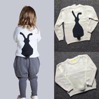 El suéter de la muchacha del invierno 2016 arropa el tamaño sólido S-XXL del suéter de la muchacha del rabit de la alta calidad caliente de la venta del estilo de la marca de fábrica