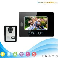 Wholesale XINSILU inch screen intercom system touch key video door phone for villa