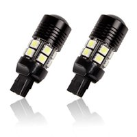 Wholesale T20 led fog driving lights White T25 CREE R5 SMD LED Light Bulbs