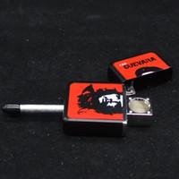 machine oil machine - Metal small pipe oil cotton machine pipe the violin type pipe lighter shape metal pipe