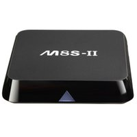 best digital tv receiver - 2017 Best Selling DC V A Android Amlogic S802 TV Box Digital Set Top Box M8
