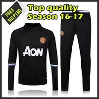sweatsuits - 2016 The latest version of the United tracksuits Thailand quality of pants training suits sweatsuits
