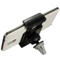 Top Quality Universal Car Air Vent Mount Cradle Téléphone portable Mobile Holder Stand pour iPhone 6 6 Plus Téléphone GPS pour Sony
