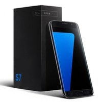 Wholesale S7 goophone MTK6580 Dual Core Android S7 Smart Phone Inch Unlocked x540 display dhl