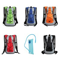 Wholesale 5L Sports Cycling Bike Bicycle Backpack Bag Water Pack for Hiking Climbing Camping Outdoor Pouch with L Hydration Bladder