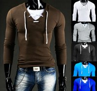 Wholesale top fashion mens sweaters v neck eden park sport dresses pullovers casual sueter long shirts sweater men s clothing