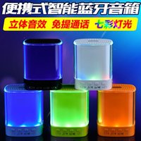 Wholesale Yayun Shi B9 mobile phone wireless Bluetooth speaker outdoor mini computer audio subwoofer new card
