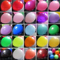 balloon color combinations - 100pcs Inch g Balloon Wedding Decoration Birthday Party Ballons Multicolor Thicken Latex Rubber Balloon color combination