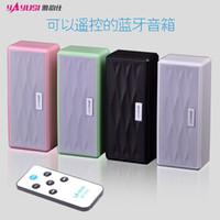Wholesale Yayun Shi B1 mobile phone wireless Bluetooth speaker outdoor mini card computer audio subwoofer NEW