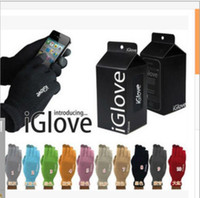 Wholesale Multi purpose Unisex iGlove Capacitive Touch Screen Gloves For Unisex Warm Winter For iphone for ipad for smart phone pieces pair
