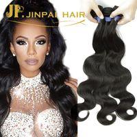 Wholesale Best Selling Indian Peruvian Malaysian Brazilian Original Human Hair weft Pc Body Wave Human Hair Bundles DHL