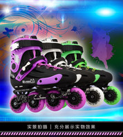 Wholesale LABEDA Labeida adult V3 roller skates straight row skate fancy roller skating shoes for men and women