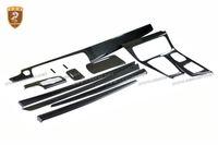 Wholesale interior trims for BMW F10 series carbon fiber decoration parts Auto body kit