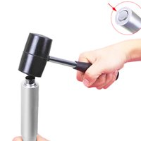 bicycle installation - Bicycle Repair Tool Rubber Hammer Axis Bowl Set Installation And Removal Mountain Bike Repair Hammer Tool
