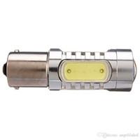 Wholesale Car Light Super Bright LED W Ba15s S25 P21W Backup Reverse Light Bulb Replace Halogen Lamp Car styling