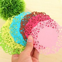 Wholesale cheap mug mat silicone coaster coffee cup pad party decoration heat insulation coaster cute colorful Soft non skid