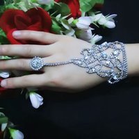 asian bridesmaid dress - New Fashion Cheap New Wedding dress wedding Bracelets crystal Bracelet bride Bridesmaid curved Vintage Wedding Dresses graduation party