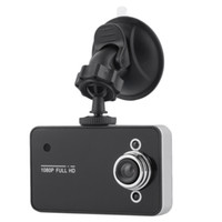 Wholesale K6000 quot Full HD P TFT SCREEN Camera Car DVR Camera Recorder Dash Cam Camcorder Vehicle With G sensor Registrator with Retail Box