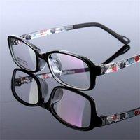Wholesale Kids Boys Girls Frame Glasses Frame Eye glasses Frame eyeglasses TR90 eye glasses frames prescription glasses optical Clear lens Eyeglasses