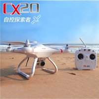 Wholesale DHL Shipping Newest Cheerson CX Big Fly Shark Version Auto Pathfinder Quadcopter RTF GPS FPV