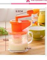Wholesale Multifunctional manual soybean milk machine Q version juice extractor