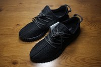 Wholesale With Box Yeezy boost pirate black Low Outdoor Shoes size us fasion Basketball Shoes Cheap Discount Sports Footwear Shoes