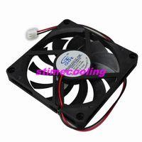 axial fan motor - 2pcs set GDT mmx10mm mm P V DC Motor Computer Axial Cooler Fan Fans amp Cooling