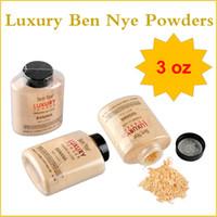 Wholesale Latest Brand Ben Nye LUXURY POWDER POUDER de LUXE Banana Loose powder oz g Waterproof Nutritious Long lasting