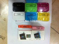 Wholesale Colorful USB Desktop Cradle Docking Charger Dock stand Station for Apple iPhone S with retail box and audio