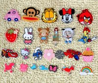animal patches for clothes - 10pcs garment embroidery brand logo Embroidered cartoon patch iron on Motif Applique DIY accessory for clothing