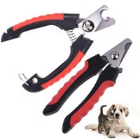 Wholesale Dog Cat Puppy Pet Professional Nail Clipper Animal Nail Scissor Nail Cutter ASLT