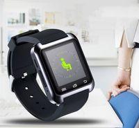 Cheap Bluetooth Smart Watches U8 U Watch SmartWatch Sport Touch screen WristWatch For IPhone 5 6 Samsung S4 Note HTC LG Huawei Xiaomi Mobile Phone