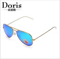 Wholesale UV400 men ray sunglasses ba women s band sunglasses coating sun glasses mm polarizing lenses Bruno dunn colors