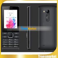 Elder téléphone G3 MP3 appareil photo double SIM grand clavier haut-parleur 1,8