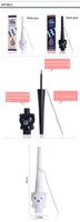 Wholesale g makeup tools waterproof sealant invisible liquid glue for false eyelashes extensions Double eyelid black bottle with fork kit
