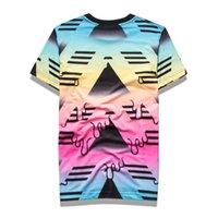 Wholesale T shirt Men High Quality Skateboards T Shirts Cotton Summer Style Short Sleeve Causal Tee Palace T shirt