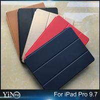 apple ipad khaki - For iPad Pro inch Smart Cover Leather Case Full Body Protection for iPad Air iPad mini Cases