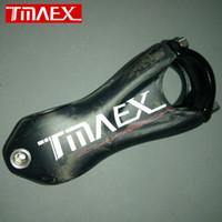 Wholesale Tmaex Carbon Stem Full Carbon Fiber Mountain Bicycle Stem Road Bicycle Parts mm Degree UD Matte