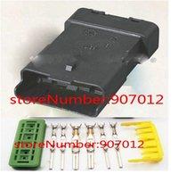 Wholesale sets AMP TE Pin way male FCI auto Connectivity auto valve oil pump plug for Peugeot Citroen VW etc