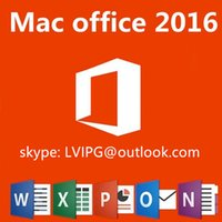 Wholesale HOT selling office2016 and office HB for mac KEY and office2011 office for mac key Activation Code