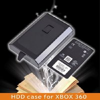 Wholesale 1pcs Internal Hard Drive Disk HDD Case Enclosure Shell for Xbox Slim