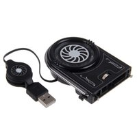 Wholesale Mini Vacuum USB Cooler Air Extracting Cooling Fan for Notebook Laptop Cooking Pad