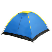 Wholesale Hot Sale cm Peolpe Durable Rainproof Hiking Fishing Picnic Beach Tent Foldable Travel Camping Tent with Bag