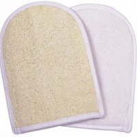 bath towel shelf - In business Loofah bath gloves shelf pure natural loofah bath towel towel bath gloves