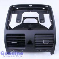 Wholesale VW Air Vent Black Front Dash Central Air Outlet Vent For VW Golf MK5 GTI Rabbit MKV Jetta K0 FJH